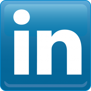 Image of Linkedin Logo for improving social networking
